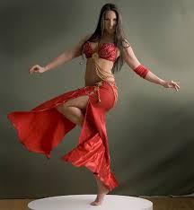 belly dancer clothing