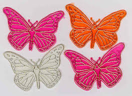 cake decorating butterfly
