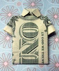 origami tee shirt