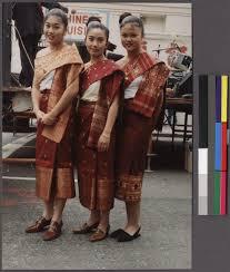 lao clothing