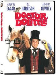 dr dolittle dvd
