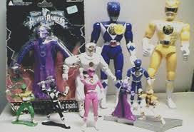 original power ranger toys