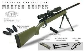 sniper soft air gun