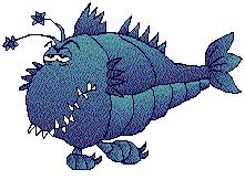 goofy fish