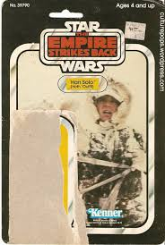 action figure packaging