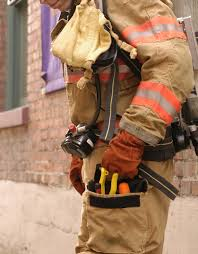firefighter turnouts