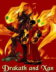 dragonfable xan