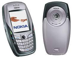 6600 nokia mobile