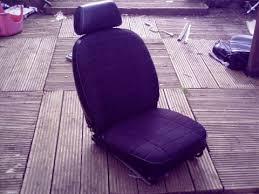 mgb seats
