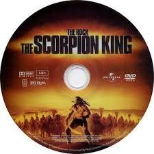 scorpion king dvd