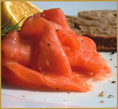 smoked salmon pictures