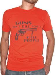 guns dont kill people i kill people shirt