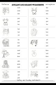 free phonics worksheets