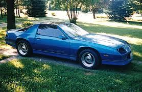 1985 chevy camaro