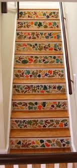ceramic tile stairs