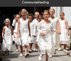 communie kleding
