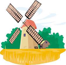 clip art windmill