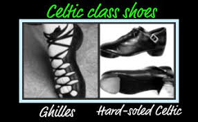 celtic shoes