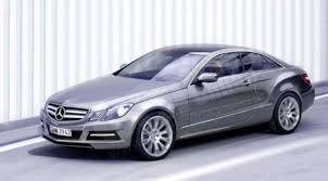 e coupe mercedes