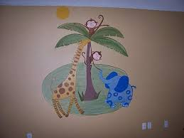 painted baby rooms