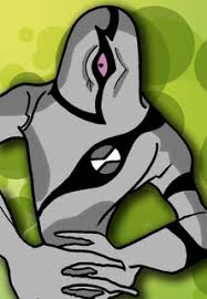 ben 10 ghostfreak out