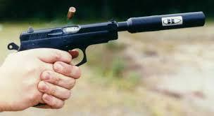 pistol suppressor