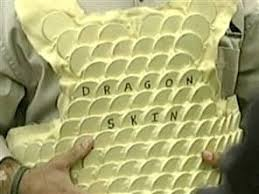 dragon body armor