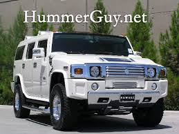 hummer white