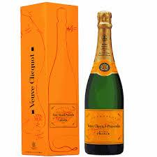 champagne veuve
