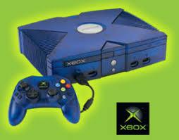 blue xbox