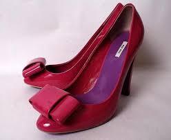miu miu pink shoes