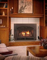 gas fireplace designs