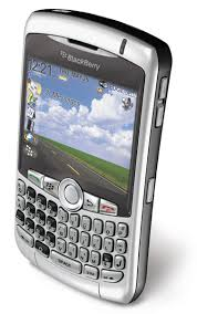 blackberry 8320 mobile phone