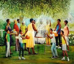 black family reunion