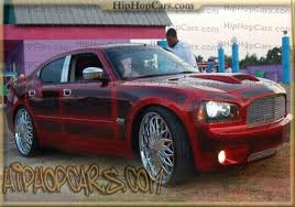 dodge charger chrome grill