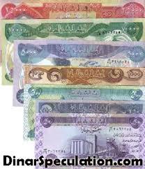 money of iraq
