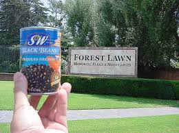 Forest Lawn is 300 acres of
