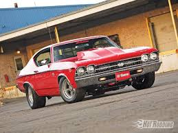 muscle car chevy