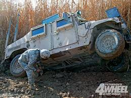 4x4 trucks in the mud