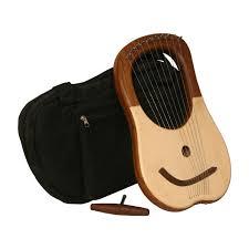 lyre harps