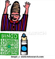 free bingo clip art