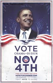 obama campaign posters
