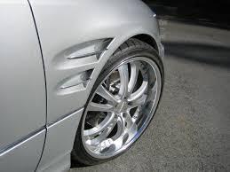 fenders car