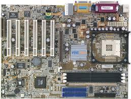 computer panel
