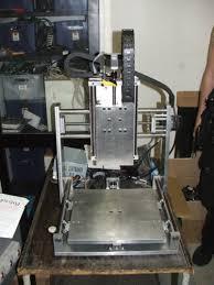 home built cnc machine