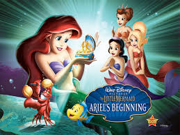 ariel beginning