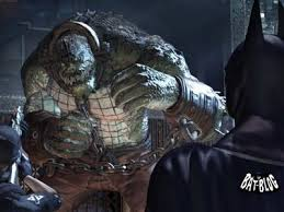 batman vs killer croc