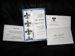 fleur de lis wedding
