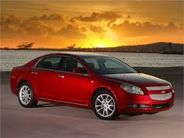 2008 chevy malibu pictures
