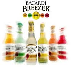 breezer drinks